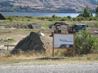 GW Plumbing New Project Site Wanaka