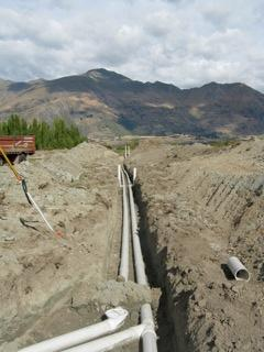 Central Otago Drainage Project