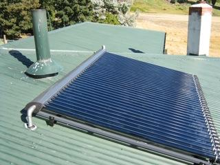 Solar Hot Water Install Central Otago 1
